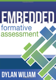 Cover - Embedded Formative Assessment