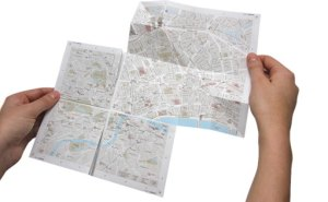 http://www.wired.com/2010/01/ingenious-zoomable-paper-map/